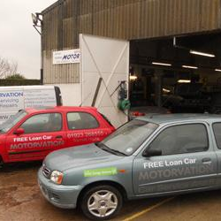 Free Loan Cars from Motorvation Car Servicing and Repairs